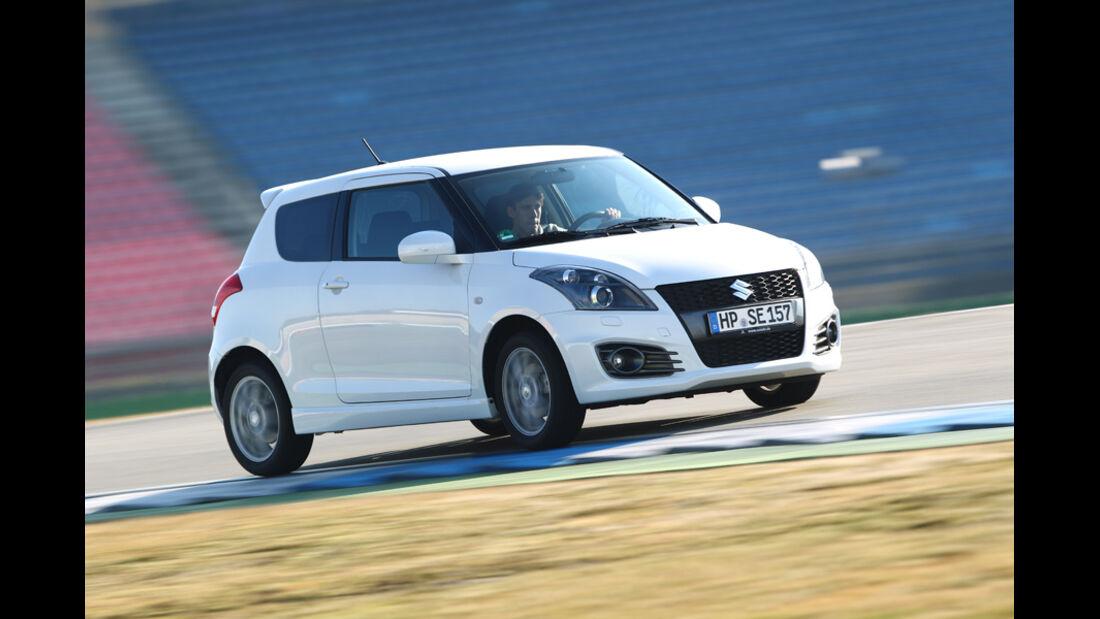 Suzuki Swift 1.6 Sport, Seitenansicht