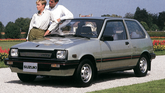 Suzuki Swift, 1. Generation 1984