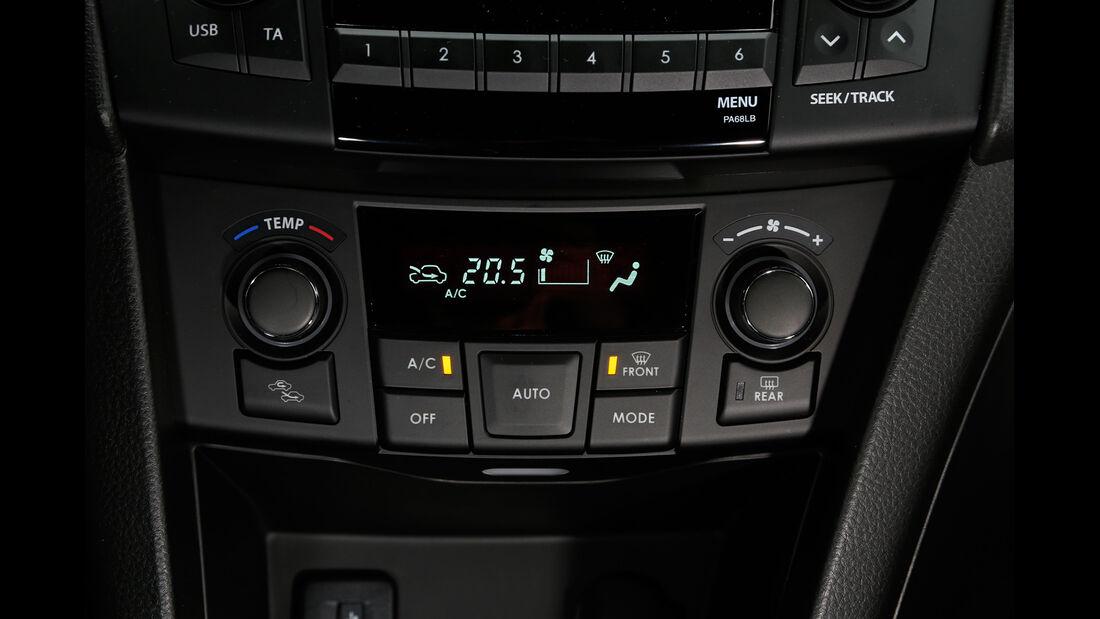Suzuki Swift, 2013, Klima