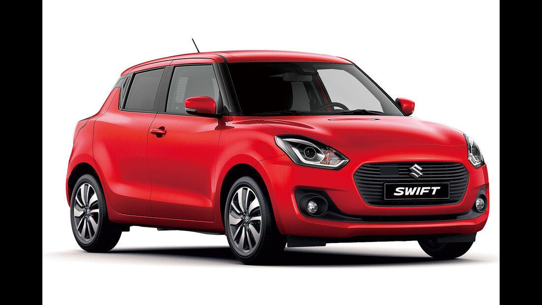 Suzuki Swift (2017)