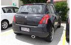 Suzuki Swift Australien 2012