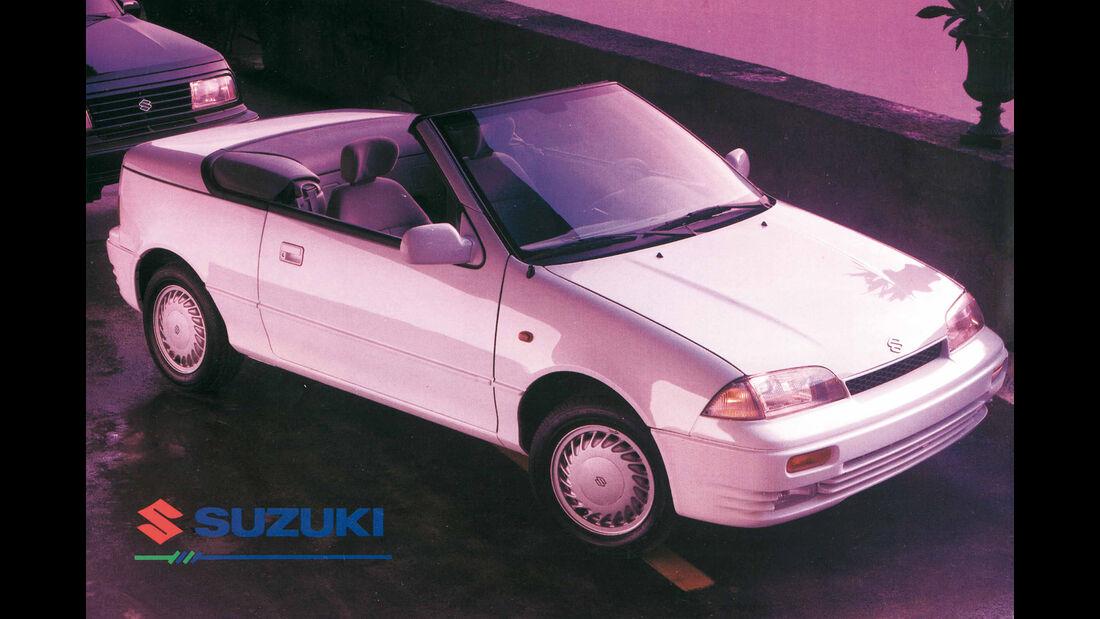 Suzuki Swift Cabrio