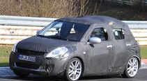 Suzuki Swift Erlkönig