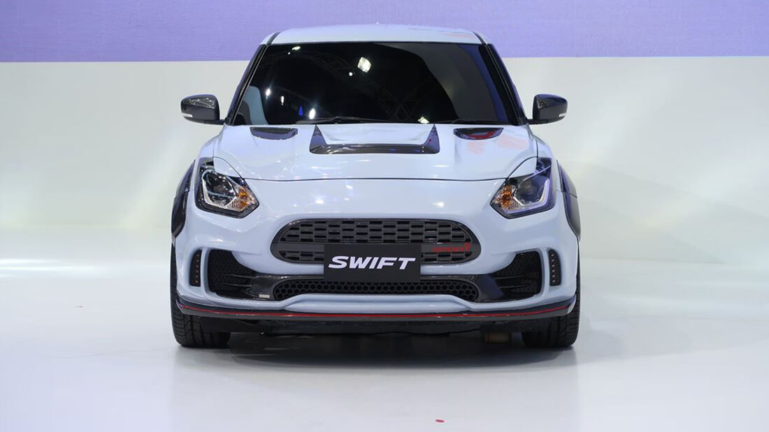 Suzuki Swift Extreme Concept 2019
