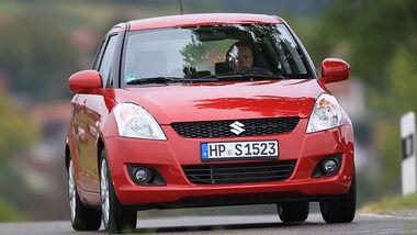 Suzuki Swift Frontscheinwerfer