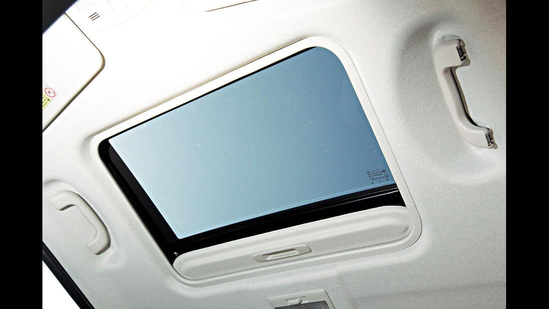 Suzuki Swift, Glasschiebedach