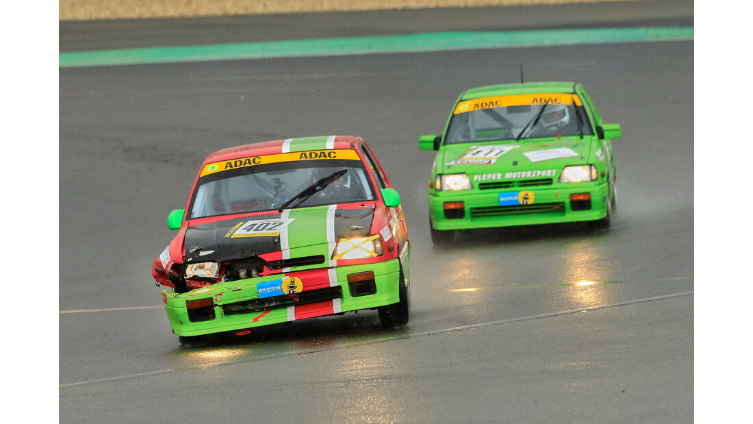 Suzuki Swift Gti - #402 - 24h Classic - Nürburgring - Nordschleife