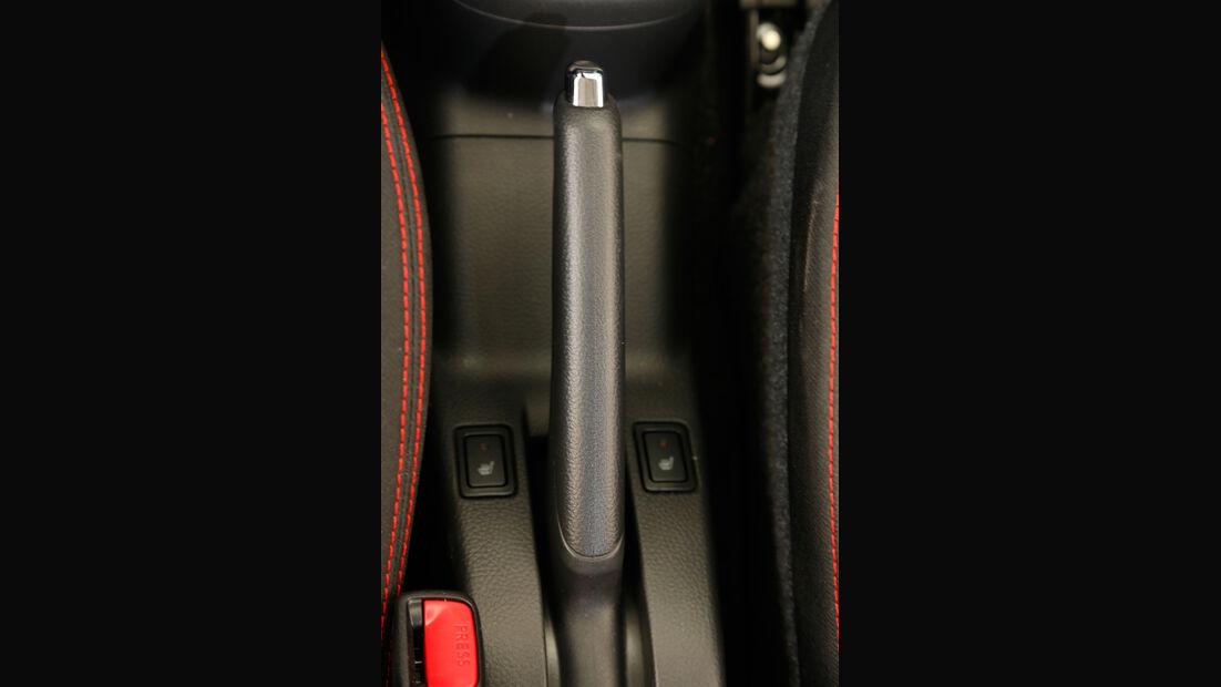 Suzuki Swift, Handbremse