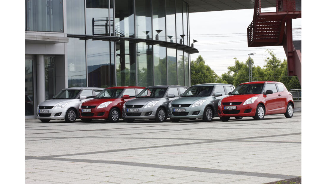 Suzuki Swift Kaufberatung