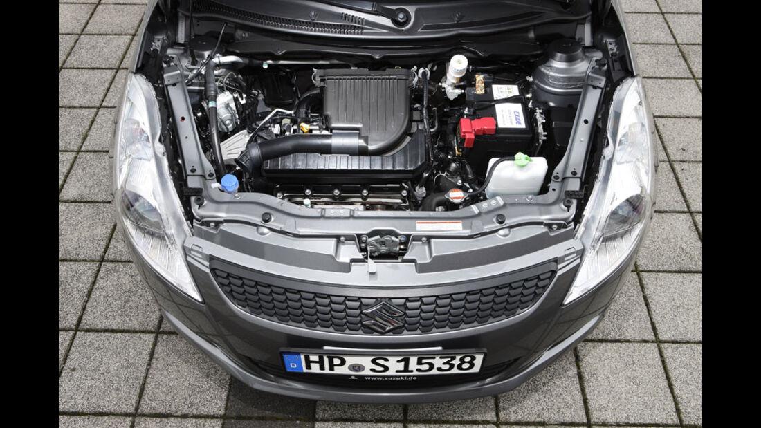 Suzuki Swift Kaufberatung, Benziner, Motor