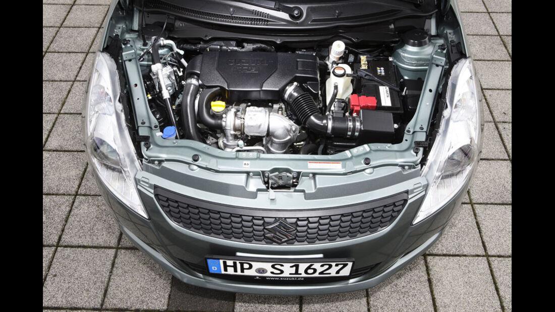 Suzuki Swift Kaufberatung, Diesel, Motor