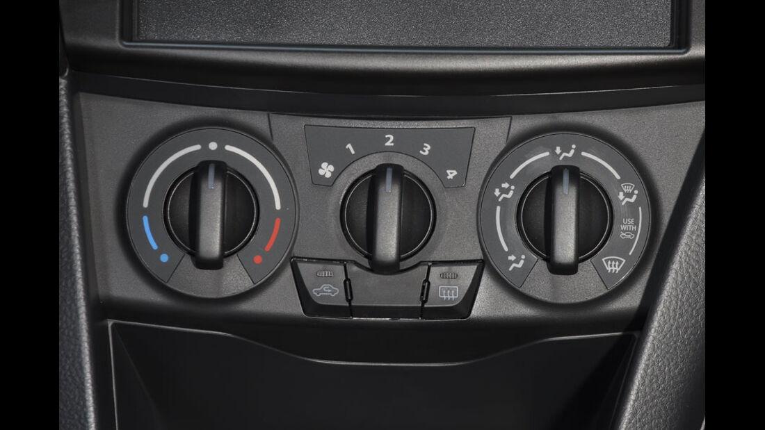 Suzuki Swift Kaufberatung, Klimaanlage