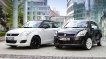 Suzuki Swift Sondermodell BlackWhite