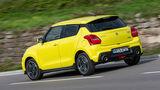 Suzuki Swift Sport 1.4 Boosterjet Hybrid, Exterieur