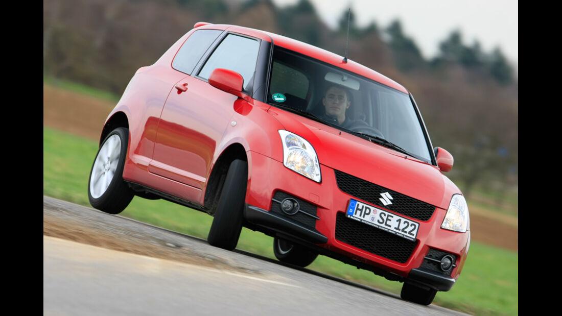 Suzuki Swift Sport 1600