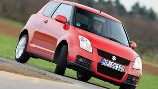 Suzuki Swift Sport 1600