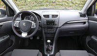 Suzuki Swift Sport, Cockpit
