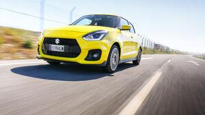 Suzuki Swift Sport Fahrbericht 2018