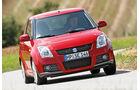 Suzuki Swift Sport, Frontansicht
