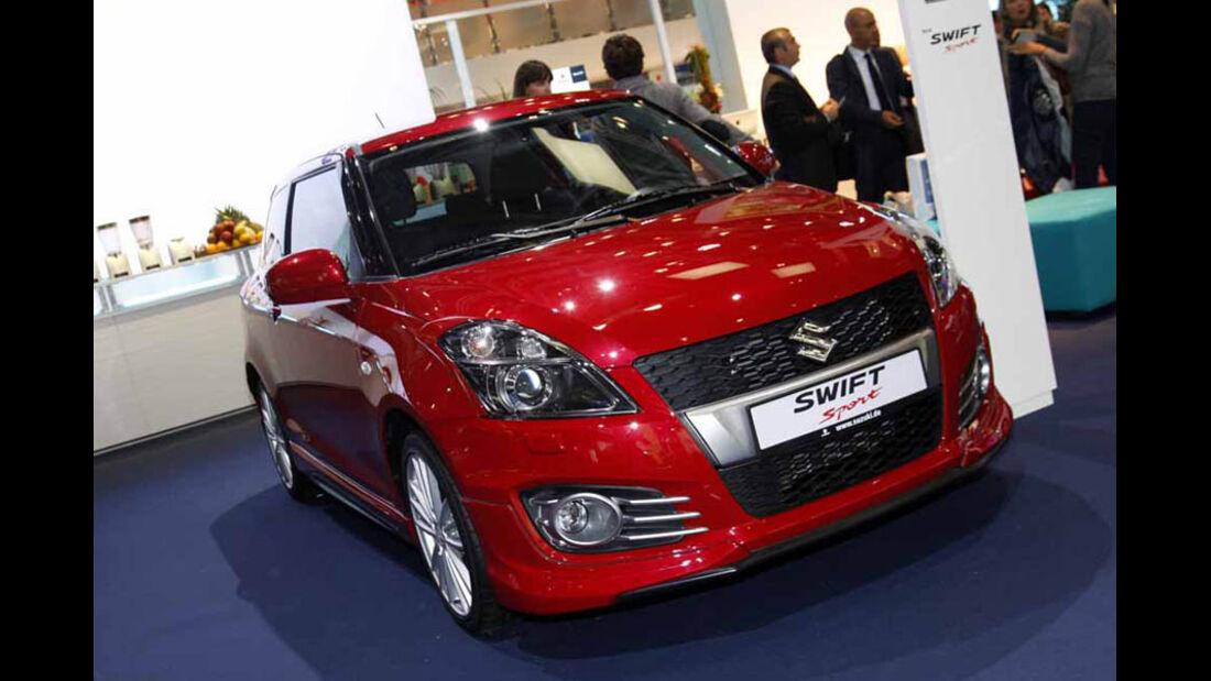 Suzuki Swift Sport IAA