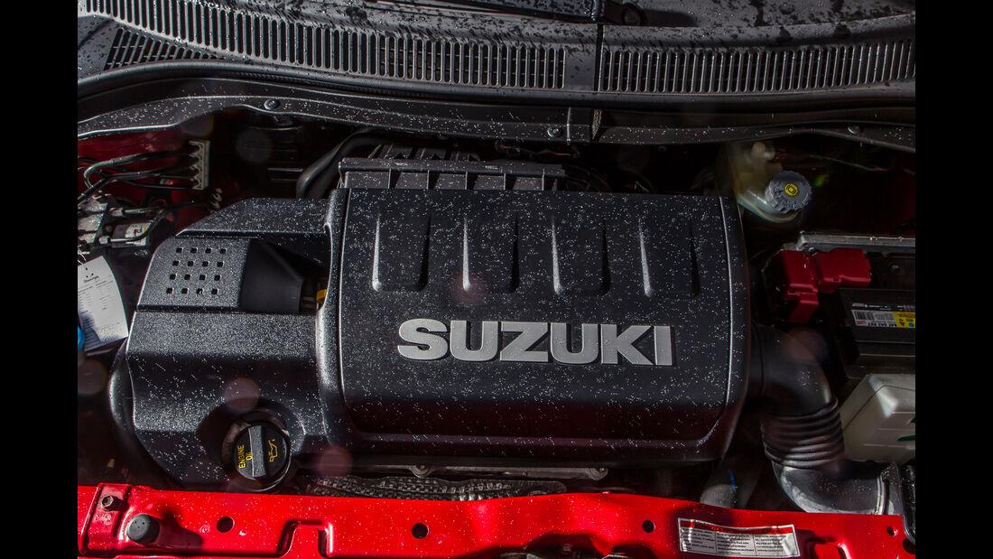 Suzuki Swift Sport, Motor