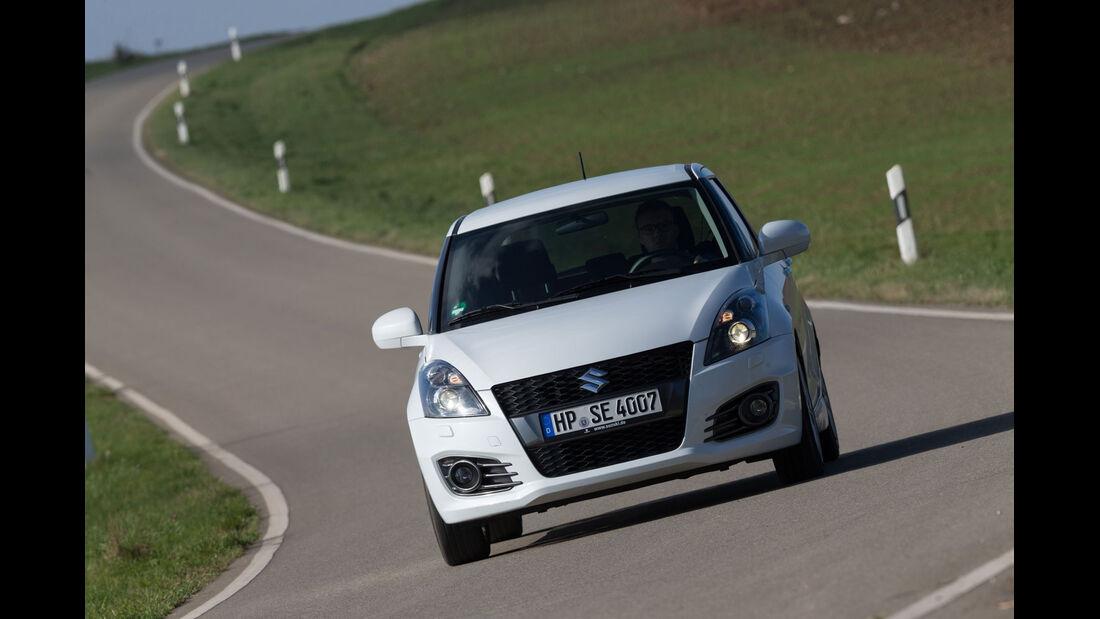 Suzuki Swift Sport, Vorschau, Kleinwagen