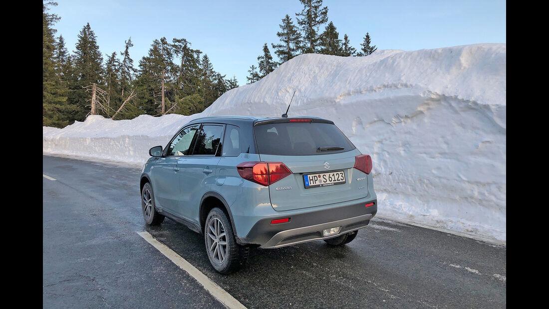 Suzuki Vitara 1.0 Facelift 2019