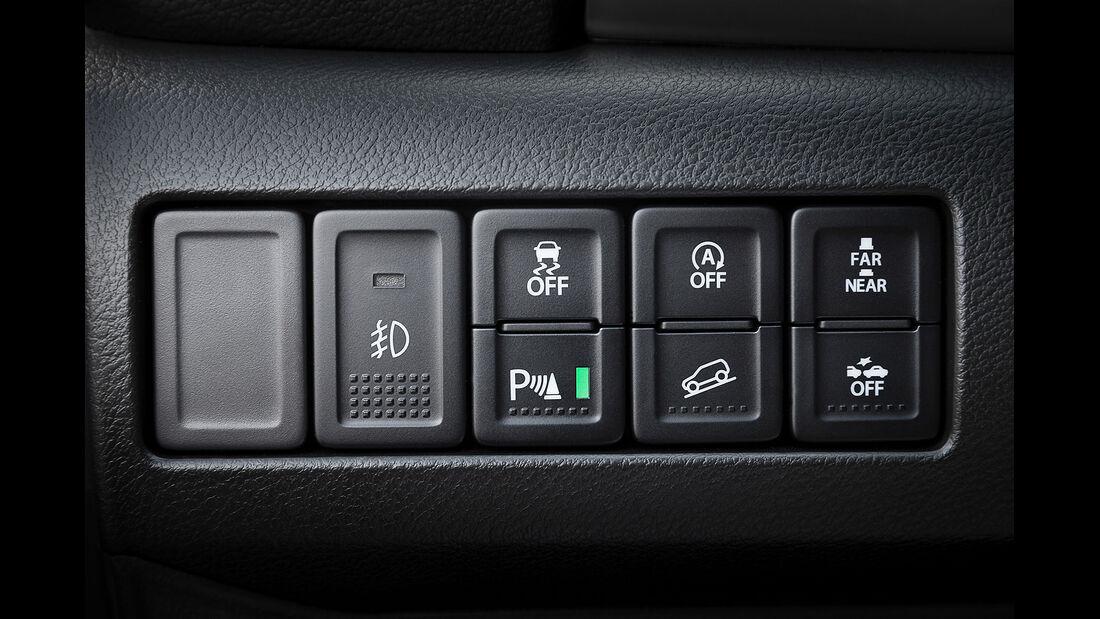 Suzuki Vitara 2015, Innenraum, Cockpit