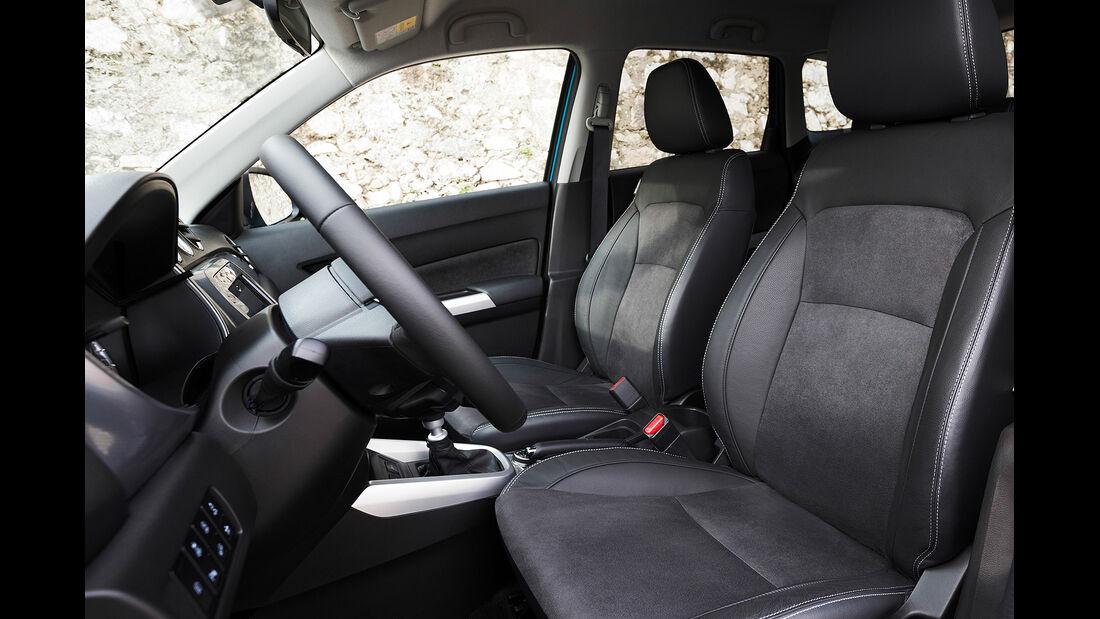 Suzuki Vitara 2015, Innenraum, Sitze