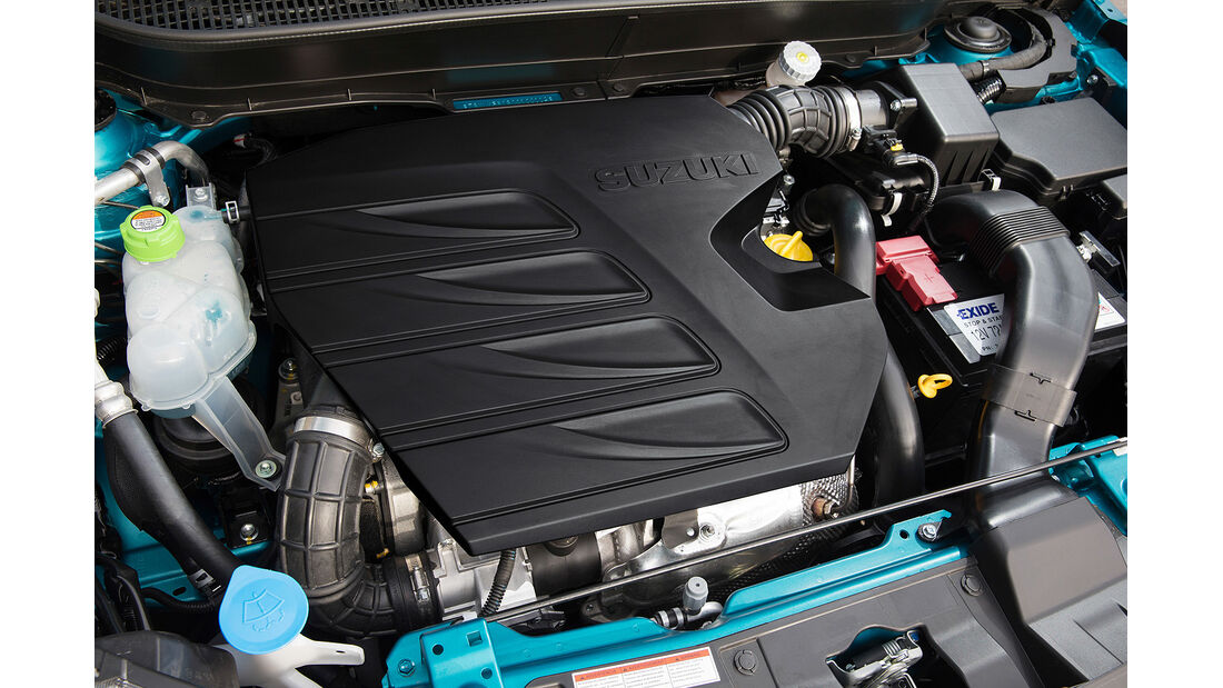 Suzuki Vitara 2015, Motor