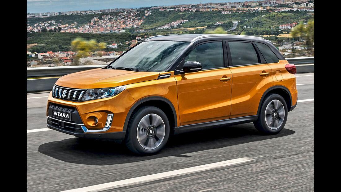 Suzuki Vitara, Best Cars 2020, Kategorie I Kompakte SUV/Geländewagen