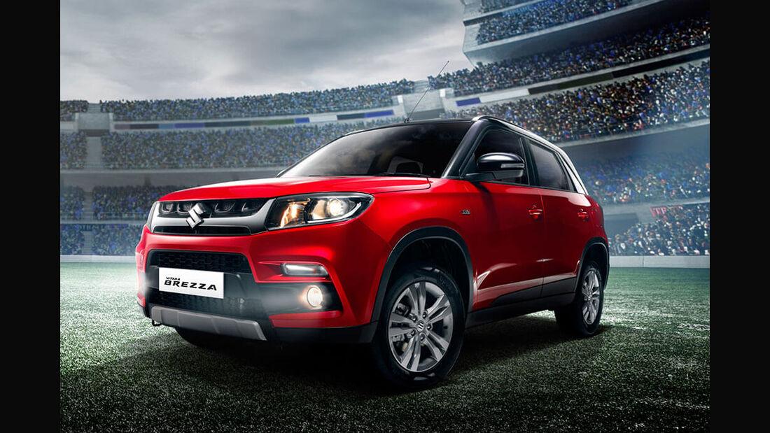 Suzuki Vitara Brezza Indien