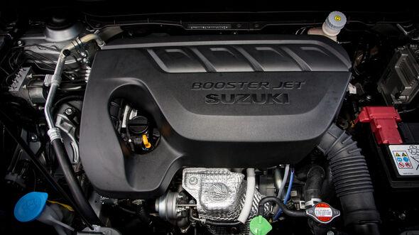 Suzuki Vitara S, Fahrbericht, Motor
