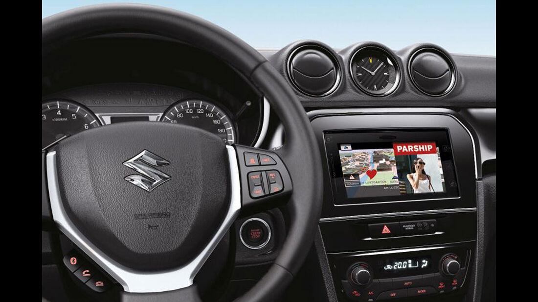 Suzuki Vitara Sondermodell Parship Aprilscherz