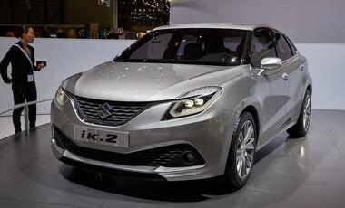 Suzuki iK-2 - Conceptcar - Genfer Autosalon 2015