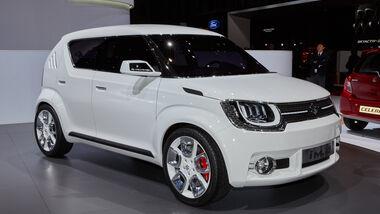 Suzuki iM-4 - Conceptcar - Genfer Autosalon 2015