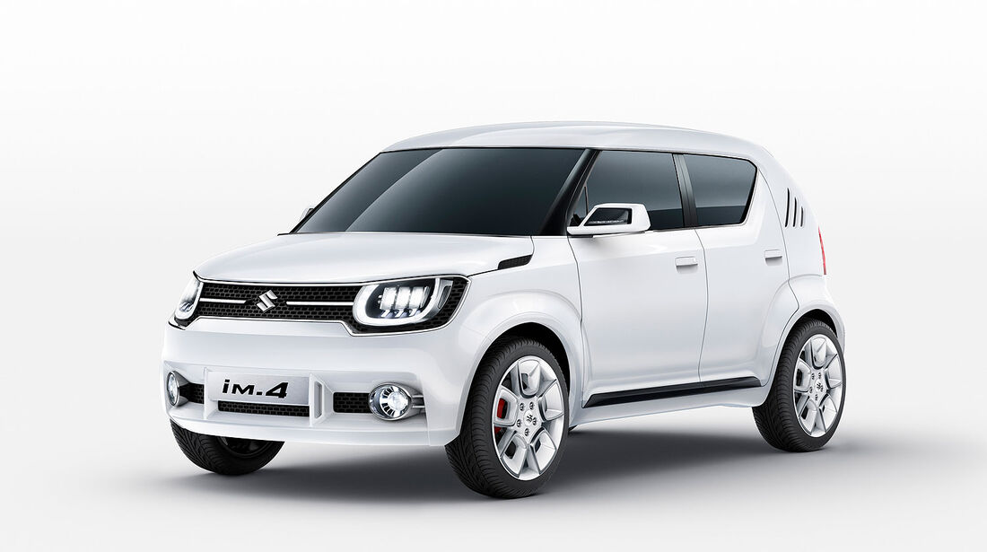 Suzuki iM-4 Studie Genf 2015