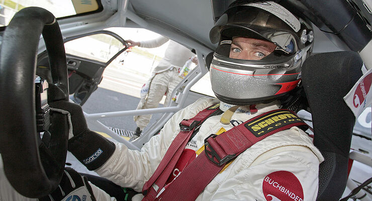 Sven Hannawald ADAC GT Masters