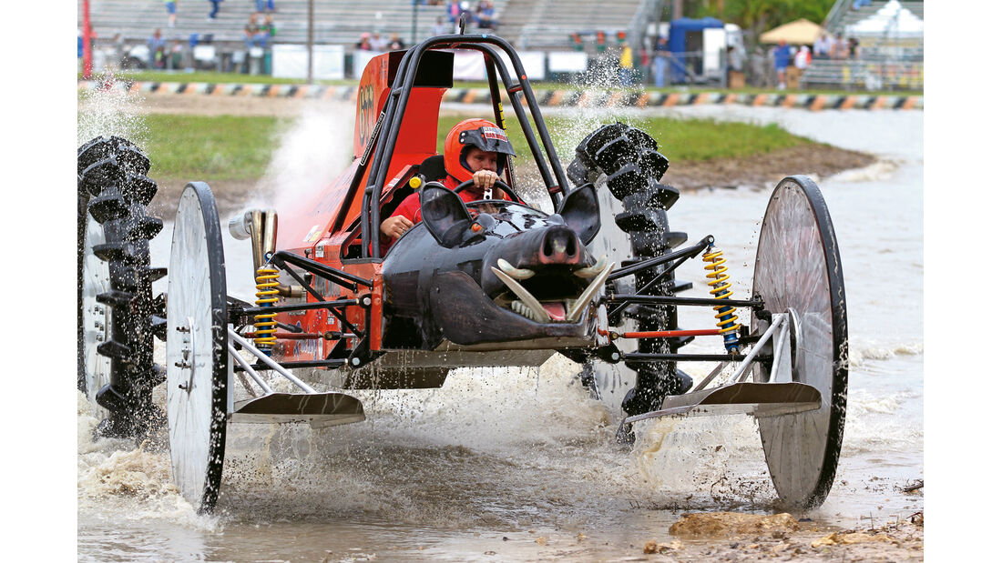 Swamp Buggy WC, Monsterbuggy
