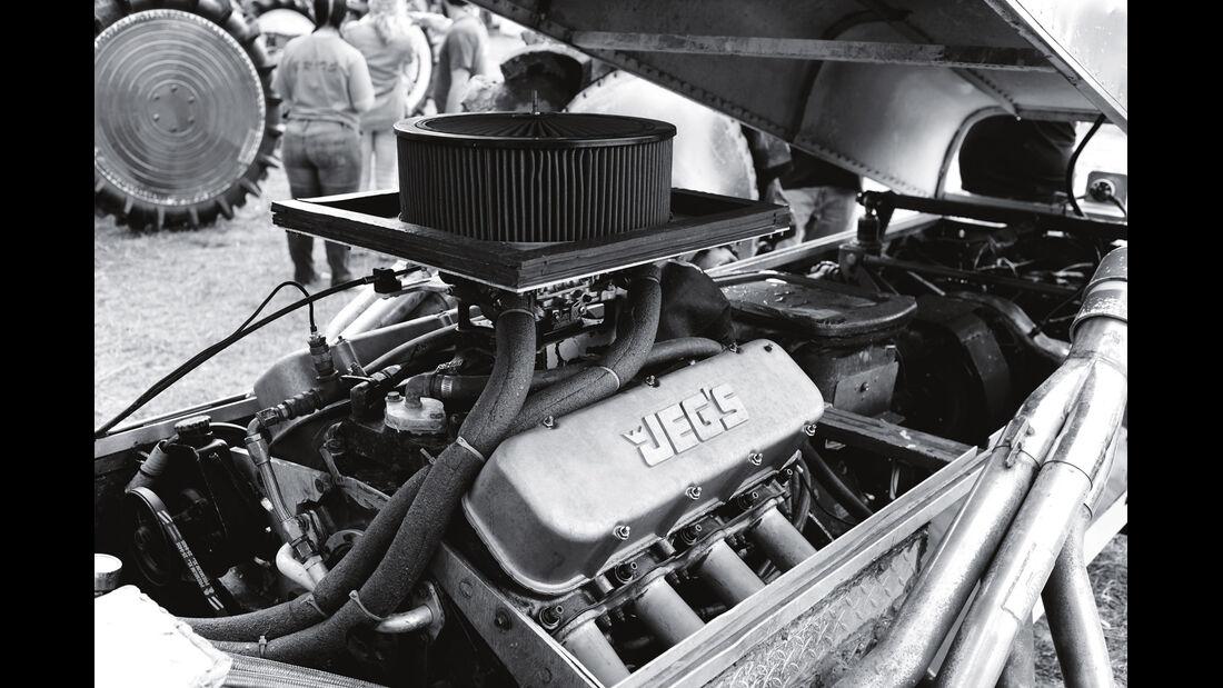 Swamp Buggy WC, Motor