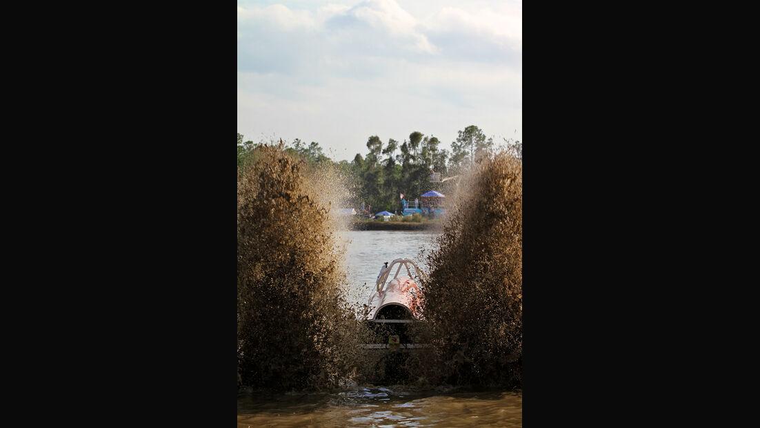 Swamp Buggy WC, Wasserdurchfahrt, Monsterbuggy