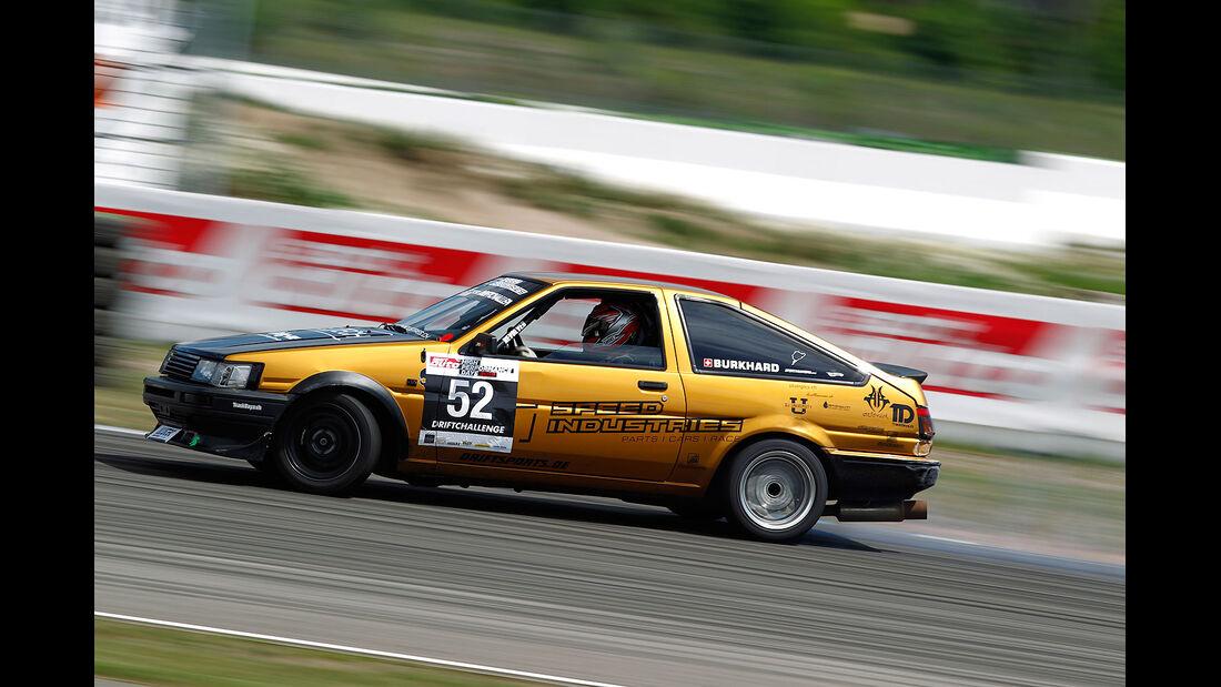 Swen Burkhard, Drifter52DriftChallenge, High Performance Days 2012, Hockenheimring