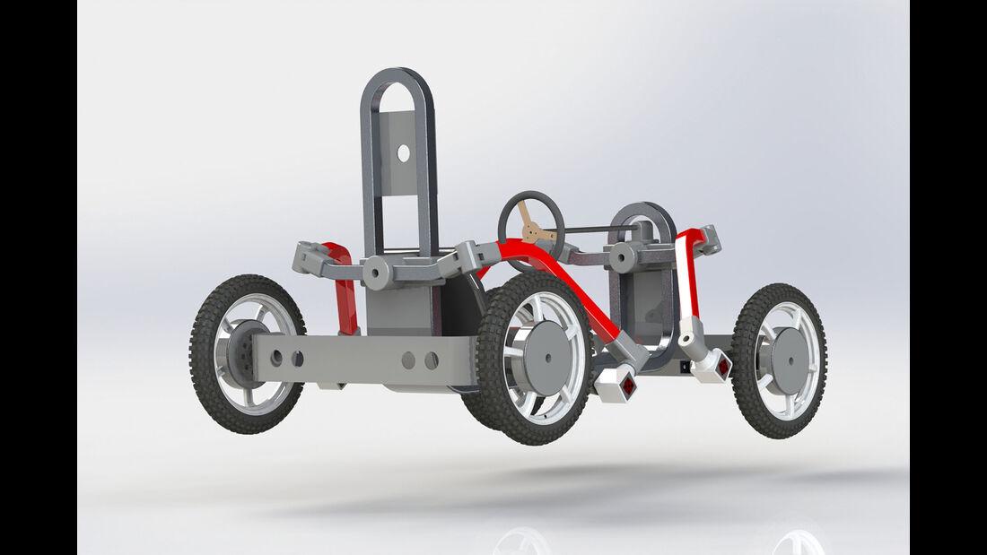 Swincar Elektro-Quad