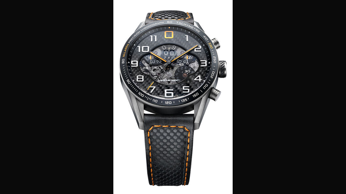 TAG Heuer Carrera MP4-12C