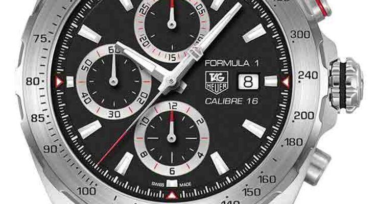 TAG Heuer F1 Calibre 15