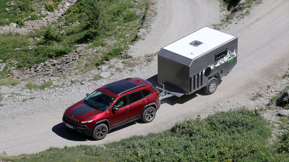 TC Outdoor Concept Lapp Expeditionstrailer