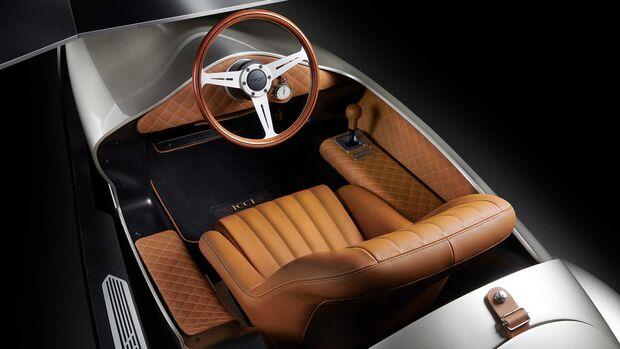 TCCT Classic Car Simulator Pininfarina