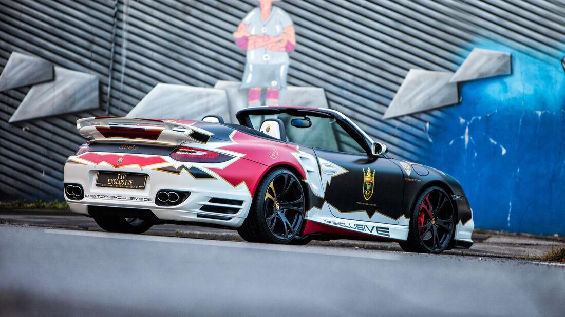 TIP-Exclusive Porsche 911 Turbo Cabriolet