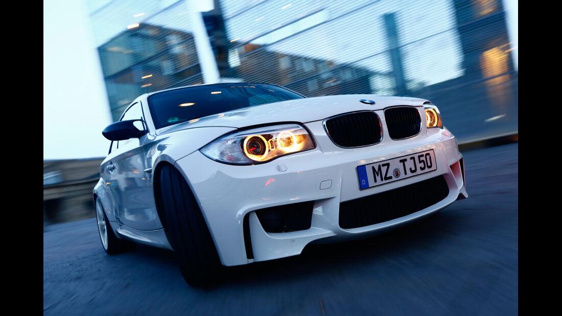 TJ-BMW 1er Coupé V10 SMG, Frontansicht