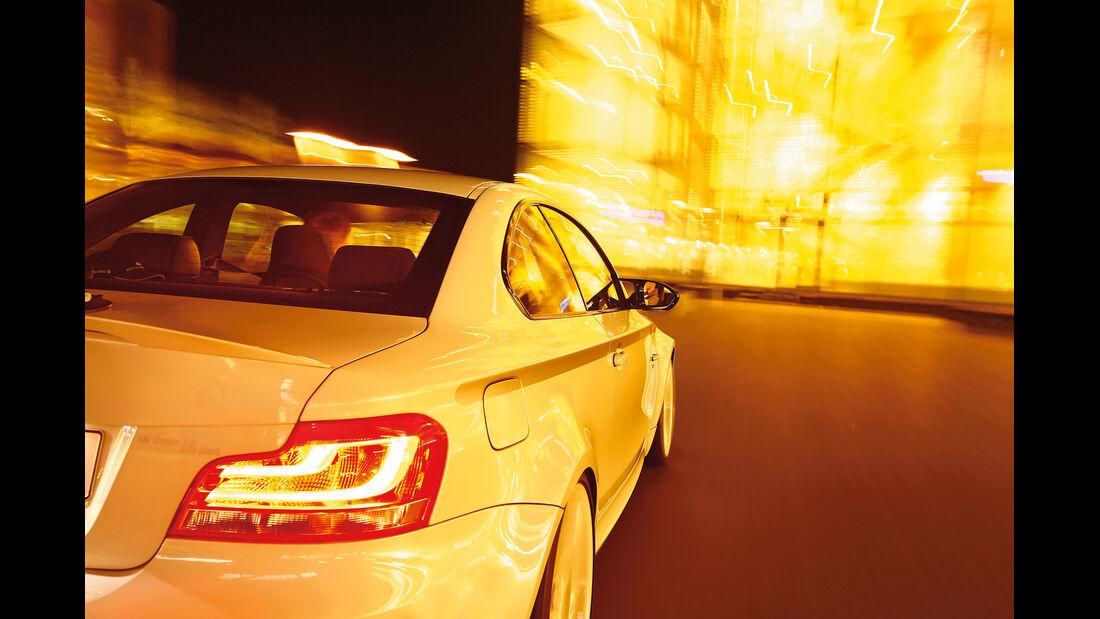 TJ-BMW 1er Coupé V10 SMG, Heckleuchte